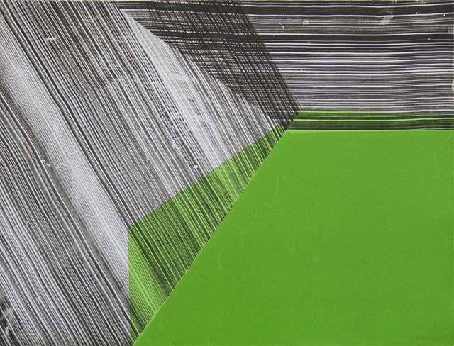 , 'Flap #2,' 2013, Manneken Press
