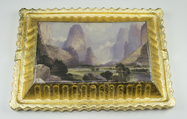 , 'Preservation & Use (Valley of Babbling Waters, Southern Utah,1876, Thomas Moran),' 2017, Ferrin Contemporary