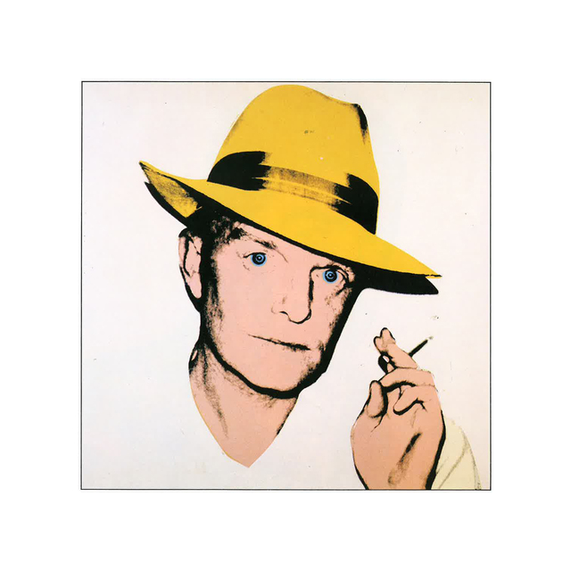 Andy Warhol, 'Truman Capote - Yellow Fedora', 1979, White Cross