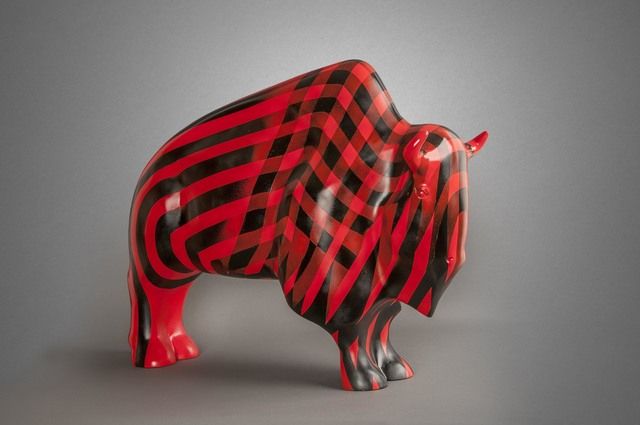 , 'PLAID OUT,' 2017, Tansey Contemporary