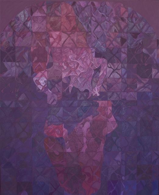 Robert Fry, 'Partners Study 7', 2015, Galerie Kornfeld