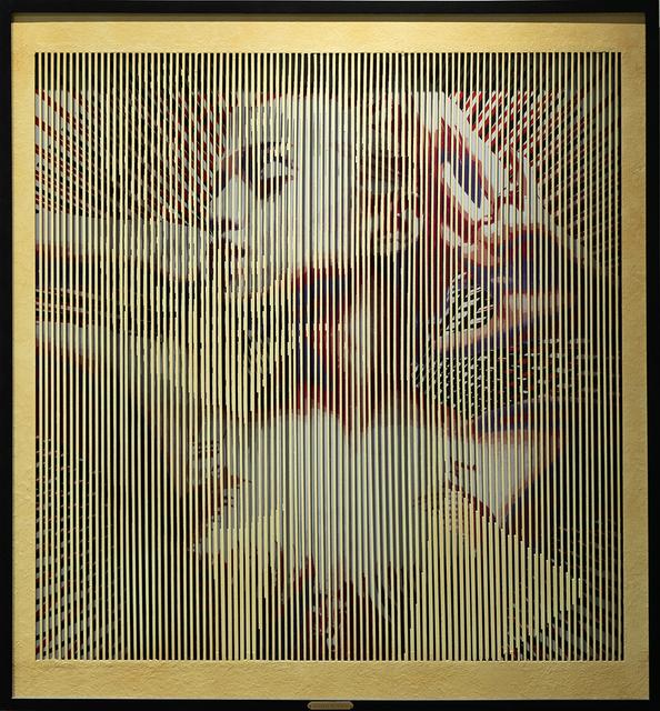 Mateo Blanco, 'Golden Desire', 2018, Rosenbaum Contemporary
