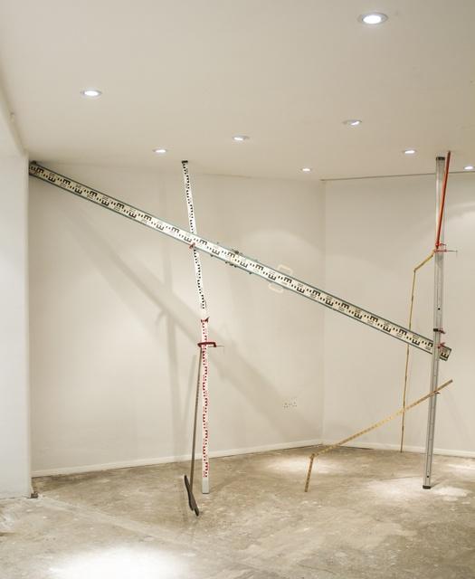, 'Estructuras Precarias IV,' 2015, LAMB Arts