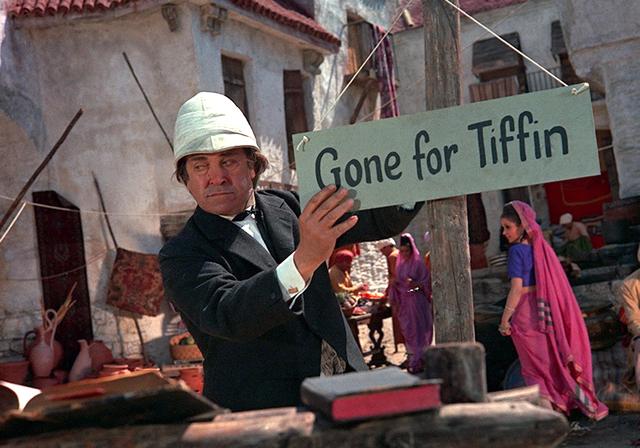 , 'GONE FOR TIFFIN,' 1968, Classic Stills