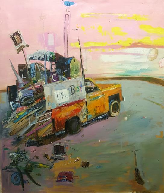 , 'Frontera Nuevo,' 2017, Edward Thorp Gallery