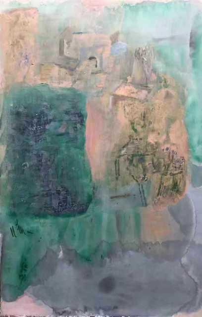 Leng Hong 冷宏, 'The sun after the rain 雨後斜陽', 2019, ArtCN