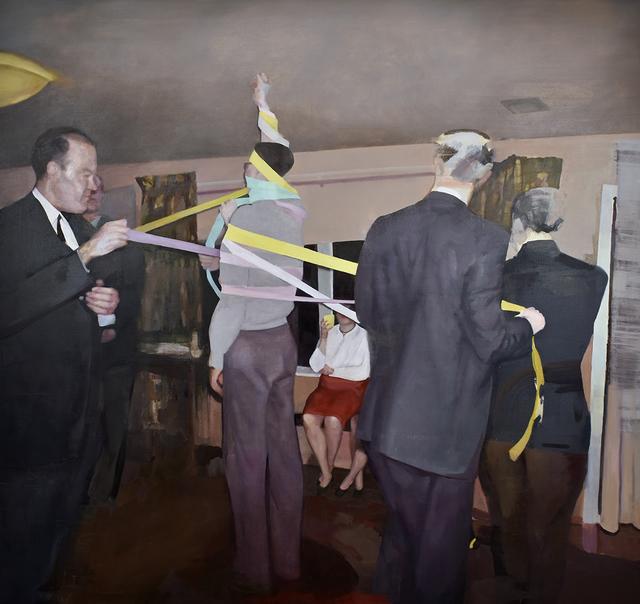 , 'Maypole,' 2018, Linda Hodges Gallery