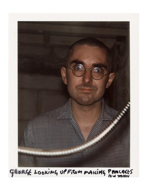 , 'Portrait of George Maciunas,' 1971, James Fuentes
