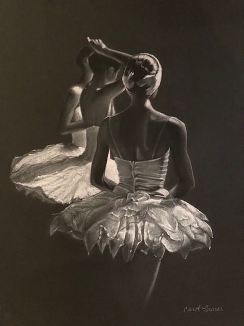 , 'In the Wings,' 2019, The Galleries at Salmagundi