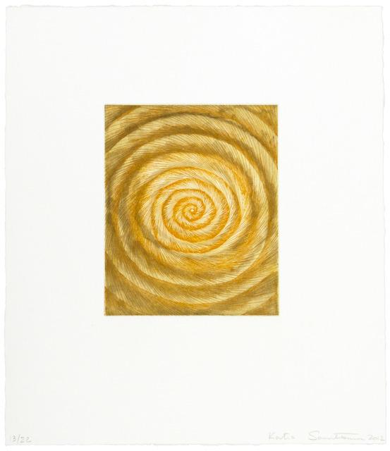 , 'La espiral caprichosa,' 2013, Polígrafa Obra Gráfica