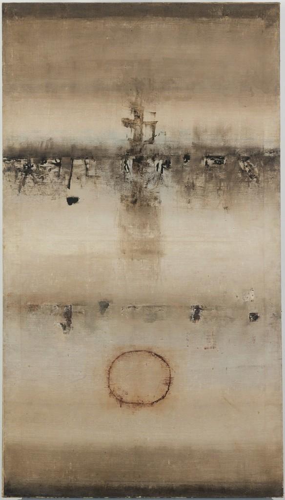 V. S. Gaitonde, 'Untitled,' 1963, Guggenheim Museum