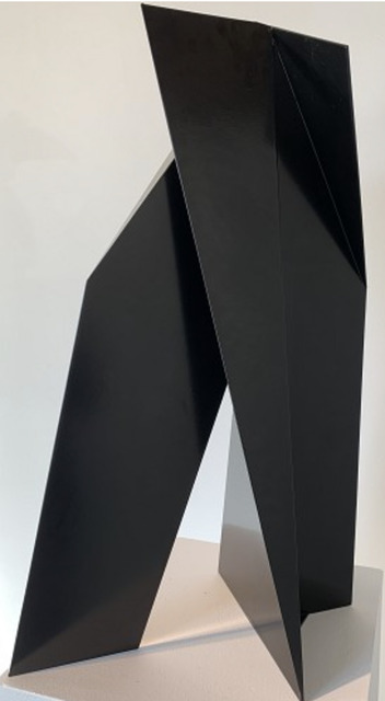 , 'Majestad V Black,' 2019, FP Contemporary