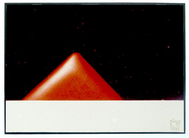 , 'Rotes Dreieck,' 1985, SMUDAJESCHECK
