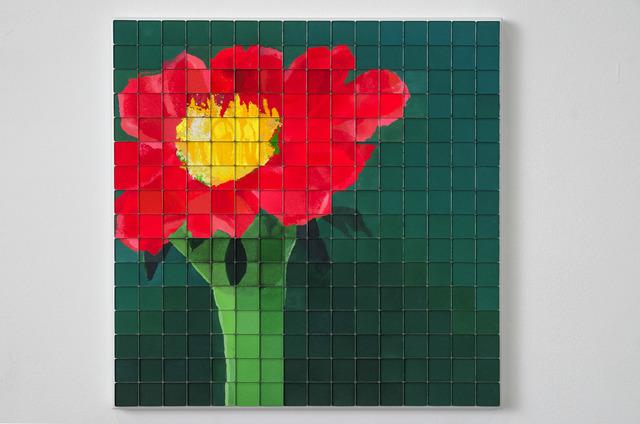 Rachel Lachowicz, 'Game Space', 2017, Shoshana Wayne Gallery