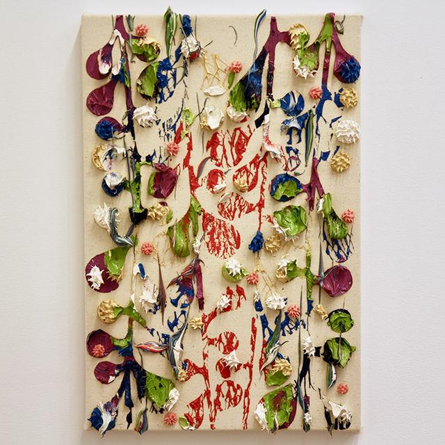 Dennis Hollingsworth, ' Familiar Desire', 2016, Galerie Richard