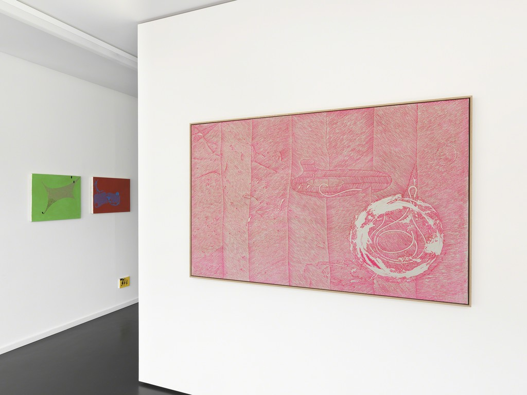Installation View 3: Works by Nils Erik Gjerdevik
