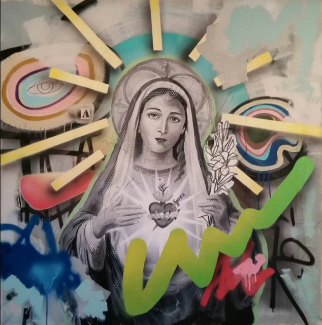 , 'Mary Of St-Vincent,' 2016, Impact Art Gallery