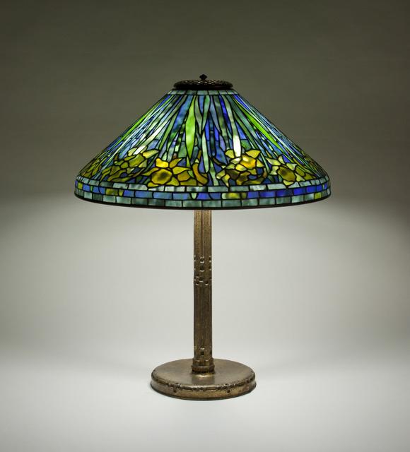 , 'Daffodil Table Lamp,' ca. 1906, Lillian Nassau LLC