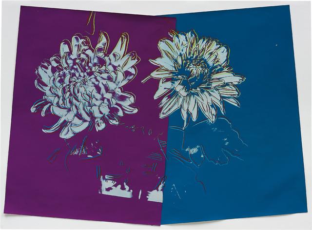Andy Warhol, 'Kiku', ca. 1983, Phillips