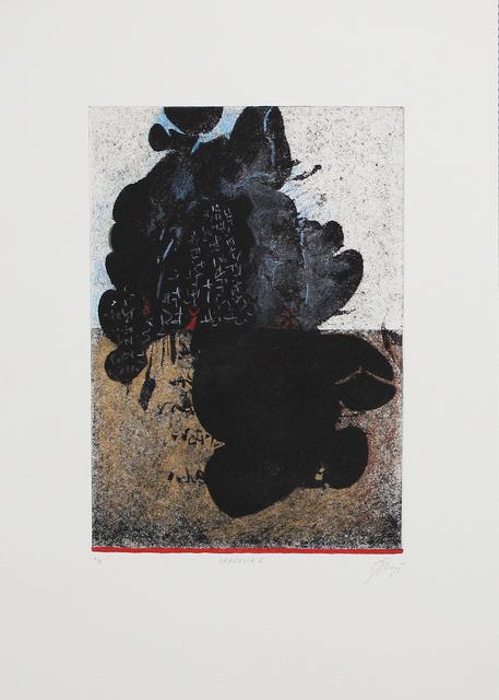 , 'Dragovia II,' 2017, Warnock Fine Arts