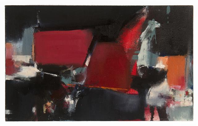 Emilia Dubicki, 'Red Study', 2017, FRED.GIAMPIETRO Gallery
