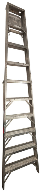 Jennifer Williams, 'Large Folding Ladder: Aluminum #1', 2009, Robert Mann Gallery