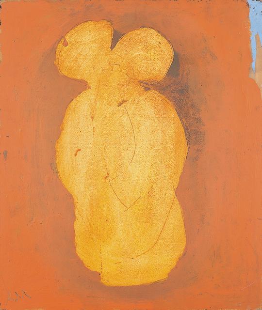 , 'Solitary Figure,' 1958, Dedalus Foundation