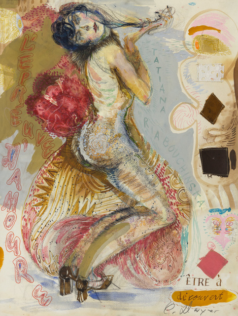 , 'Moulin Rouge Grand,' , Merritt Gallery