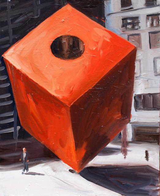 , 'Cube,' 2017, Galleri Magnus Karlsson