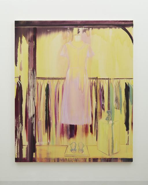 , 'Diaphanous pink dress II,' 2019, Tomio Koyama Gallery