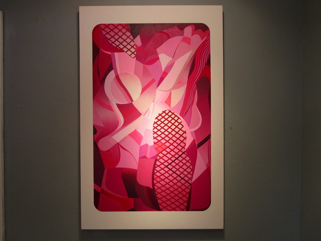 , 'In the Pink,' 2014, Cardoza Fine Art