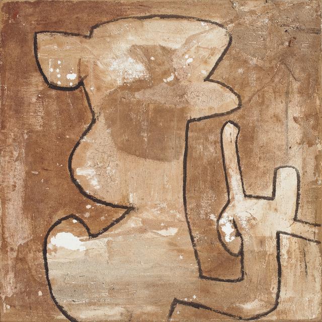 , 'Untitled,' ca. 1963, Galerie Diane de Polignac & Chazournes