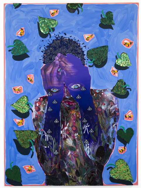 , 'Pollinate (Garden Boy),' 2016, Samuel Freeman