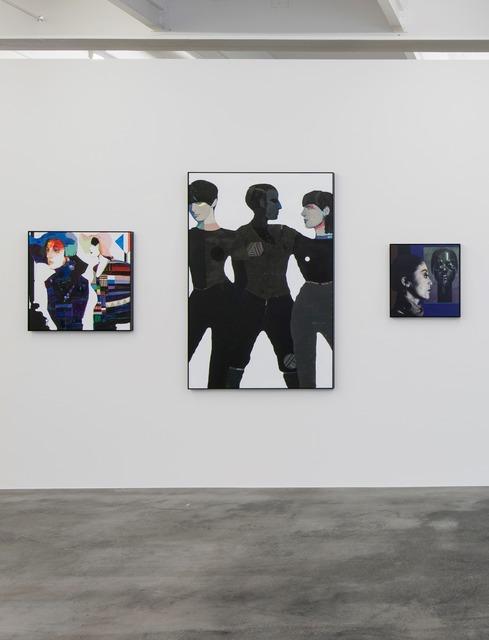, 'Weisse Stadt // Die drei Frauen // Ace,' 2013, Kunstverein Reutlingen