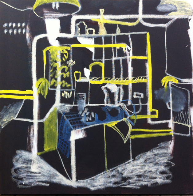 , 'Painting is a Strange Business,' 2014, Candida Stevens Gallery