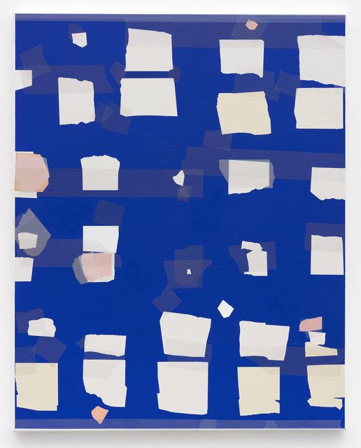 Kees Goudzwaard, 'Arranged Fragments', 2019, Zeno X Gallery