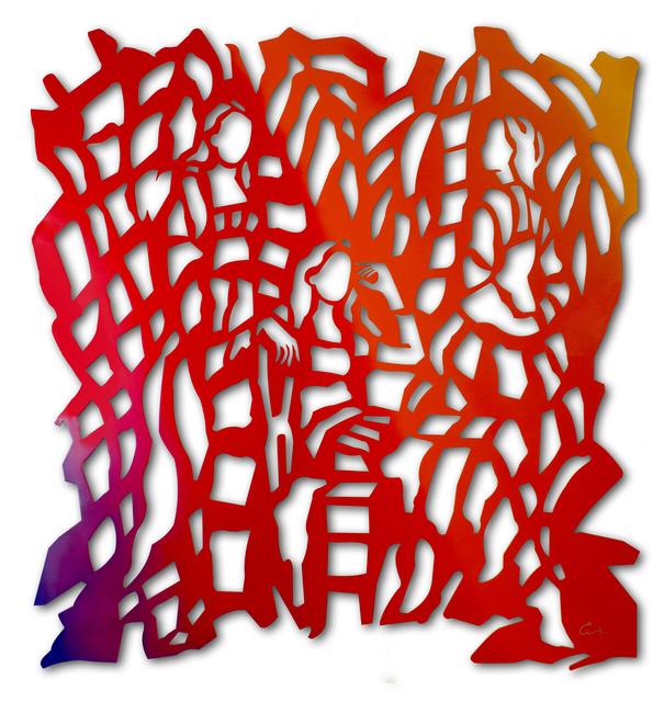 , 'Web,' 2013, Arte Berri