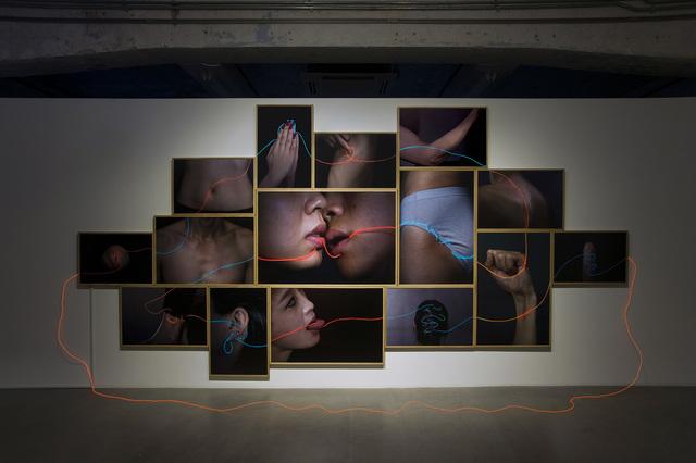 , 'Flirt,' 2014, Blindspot Gallery