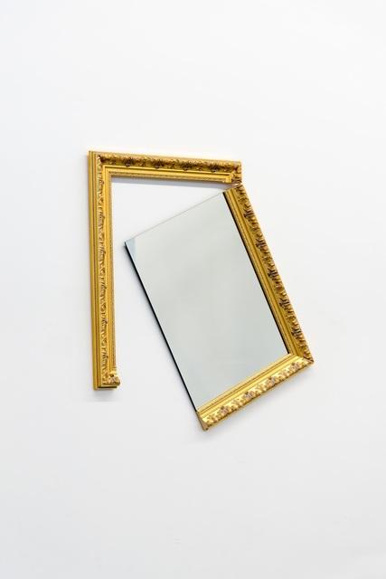 , 'Verschiebung der Wirklichkeit (Changement de réalité),' 2017, Galerie Hervé Lancelin