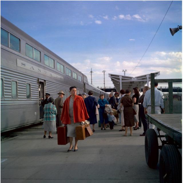 Vivian Maier, 'Santa Fe Railroad (VM19XXZ06776)', 1959, KP Projects