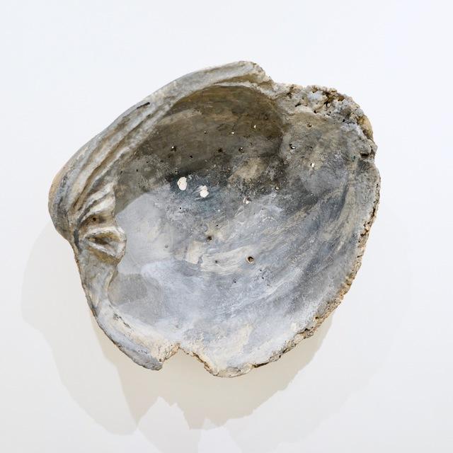, 'Gray Clam Shell,' 1983, Sapar Contemporary