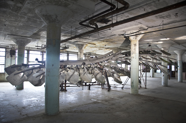 Ai Weiwei, 'Refraction,' 2014, FOR-SITE Foundation
