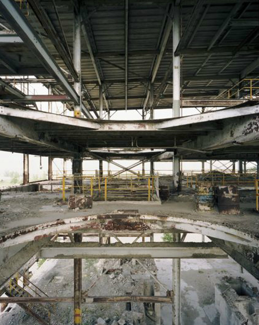 , 'Former Lime Plant, Gary Indiana,' , Front Room Gallery