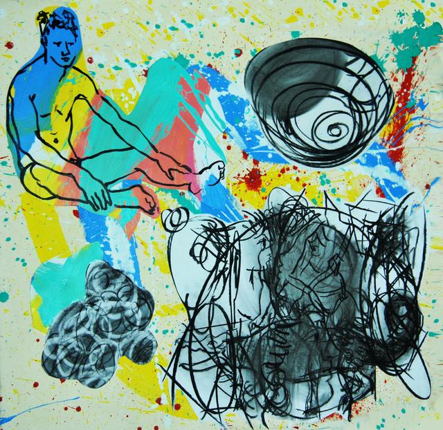 , 'Verano y Batea,' 2018, Fontanar Art Editions