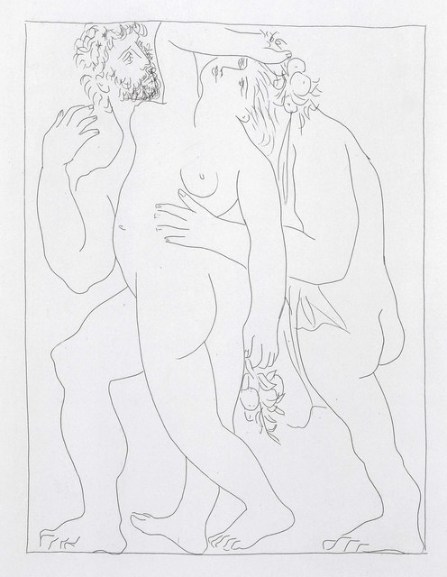 Pablo Picasso, 'Ovide, Les Métamorphoses. Albert Skira, Lausanne, 1931', Print, The complete set of 30 etchings, hors and in-texte, on Arches paper, Christie's