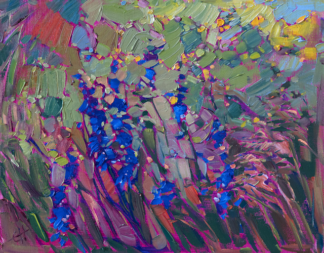 , 'Blooms in Color,' 2017, The Erin Hanson Gallery