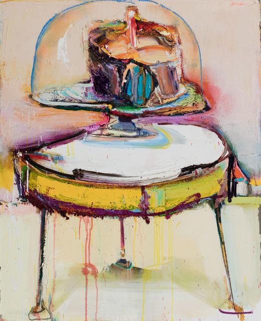 , 'Suzin's Cake Stool ,' 2013, Bivins Gallery