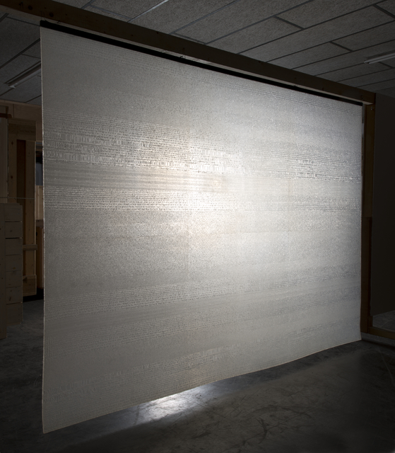 , 'Recorded Expansions of Infinite Things ,' 2012, Cortesi Gallery