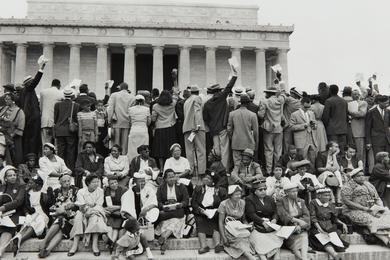 Civil Rights Demonstration, Washington, D.C.
