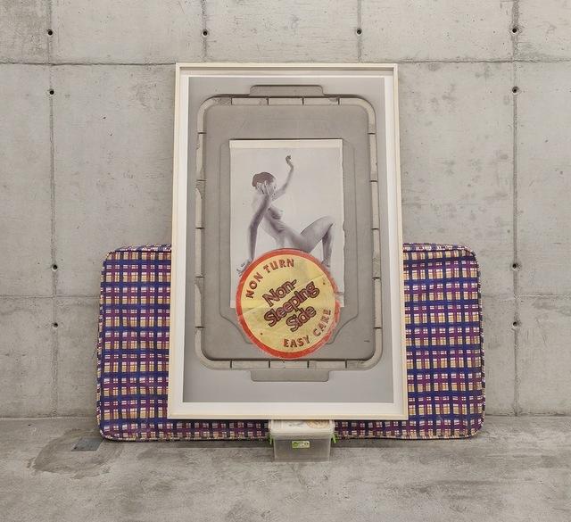 , 'Turnover Check,' 2014, Galeria Leme